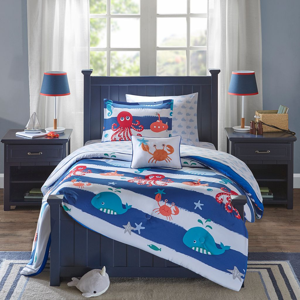 Mi Zone Kids Under The Sea Comforter Set