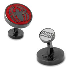 Marvel Comics Spider-Man Cuff Links