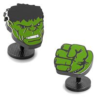 Marvel Comics The Incredible Hulk Comics Cuff Links