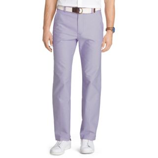 Big & Tall IZOD Classic-Fit Easy-Care Oxford Flat-Front Pants
