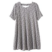 Girls 4-10 Jumping Beans® Woven Swing Dress