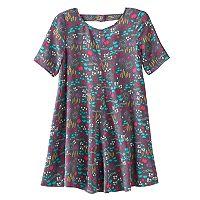 Girls 4-10 Jumping Beans® Woven Swing Dress