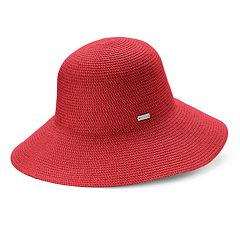 Womens Red Floppy Hats - Accessories 884853acb92