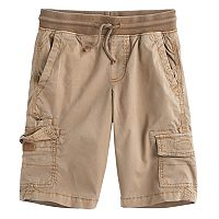 Boys 8-20 Urban Pipeline® MaxFlex Pull-On Cargo Shorts