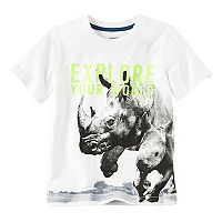 Boys 4-8 Carter's Wrap-Around Rhino