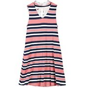 Girls 7-16 Speechless Ribbed Striped Knit Shift Dress