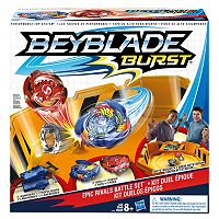 Beyblade Burst Epic Rivals Battle Set by Hasbro