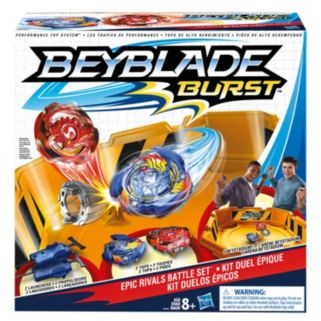 Beyblade Burst Epic Rivals Battle Set by Hasbro