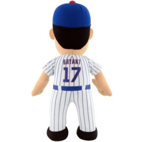 "Bleacher Creatures Chicago Cubs Kris Bryant 10"" Plush Figure"