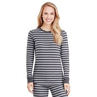 Women's Cuddl Duds Long Sleeve Thermal Top