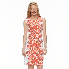 Women's Ronni Nicole Floral Sheath Dress