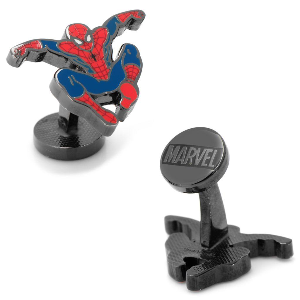 Marvel Comics Spider-Man Hero Cuff Links
