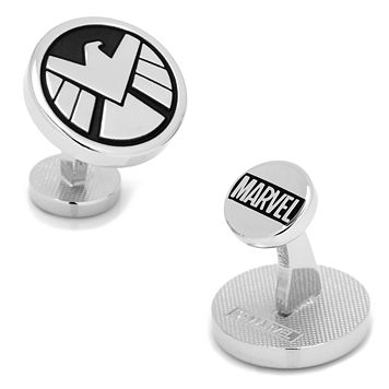 Marvel Comics Agents of S.H.I.E.L.D. Cuff Links