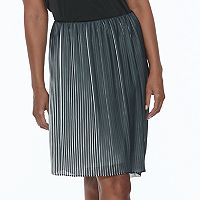 Women's Apt. 9® Pleated High-Low Skirt