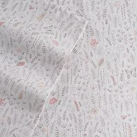 LC Lauren Conrad Sketch Floral Sheet Set