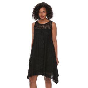 Women's Bethany Crochet Shift Dress
