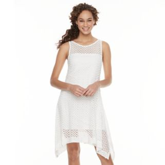 Women's Bethany Crochet Shift Dress