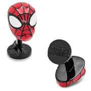 Marvel Comics 3D Spider-Man Mask Cuff Links