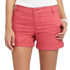 Womens Red Shorts - Bottoms, Clothing | Kohl's