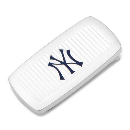 New York Yankees Pinstripe Money Clip