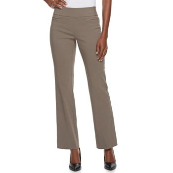 a3e060d84c4 Women s Apt. 9® Brynn Midrise Pull-On Bootcut Dress Pants