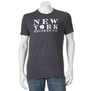 "Men's SONOMA Goods for Life™ ""New York Records Co."" Tee"