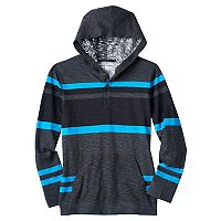 Boys 8-20 Urban Pipeline® Striped Henley Hoodie