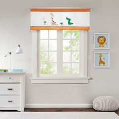 Mi Zone Kids Jungle Josh Window Valance