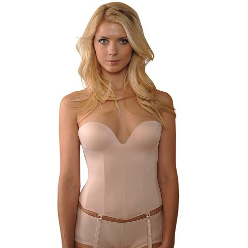 Carnival Bras: Invisible Strapless Bustier 306