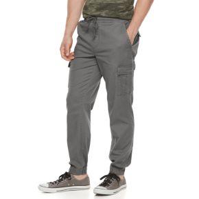 Men's Urban Pipeline® MaxFlex Stretch Twill Cargo Jogger Pants