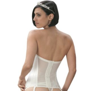 Carnival Bras: Invisible Full-Coverage Strapless Bustier 426