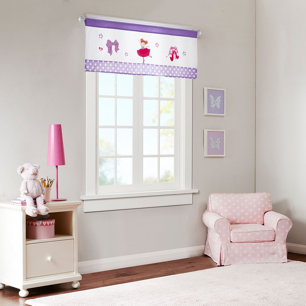 Mi Zone Kids Dancing Duchess Window Valance