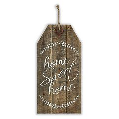 Belle Maison 'Home Sweet Home' Wall Decor