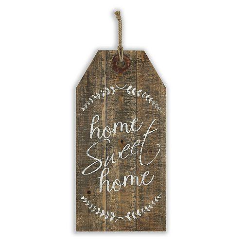 "Belle Maison ""Home Sweet Home"" Wall Decor"