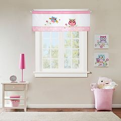 Mi Zone Kids Nocturnal Nellie Window Valance