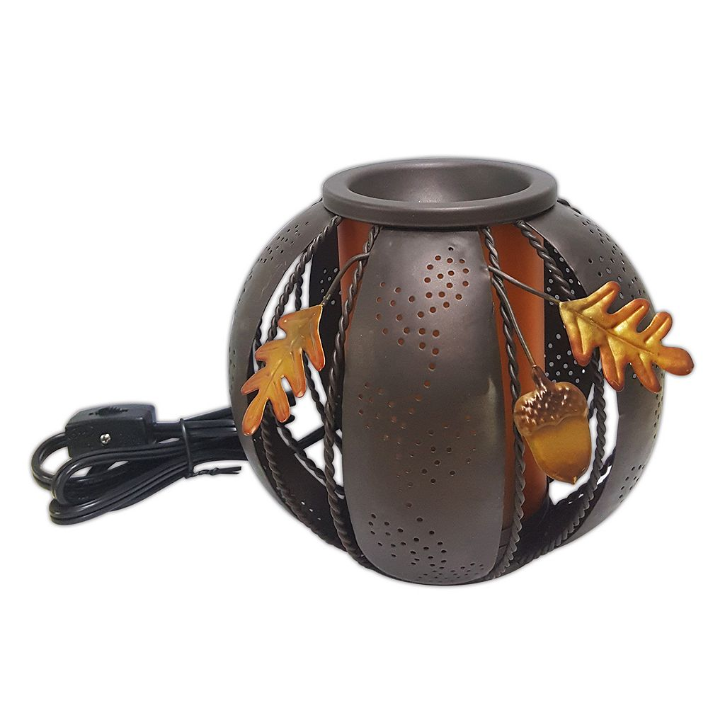 SONOMA Goods for Life™ Festive Pumpkin Wax Melt Warmer