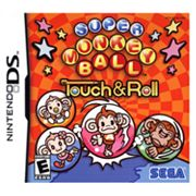 Nintendo DS Super Monkey Ball Touch and Roll