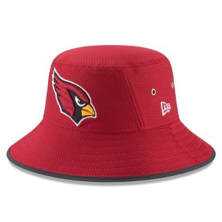 Adult New Era Arizona Cardinals Training Bucket Hat