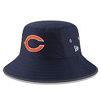 Adult New Era Chicago Bears Training Bucket Hat