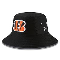 Adult New Era Cincinnati Bengals Training Bucket Hat