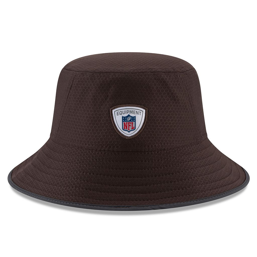 Adult New Era Cleveland Browns Training Bucket Hat