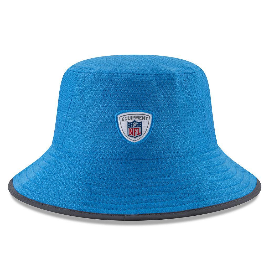Adult New Era Detroit Lions Training Bucket Hat