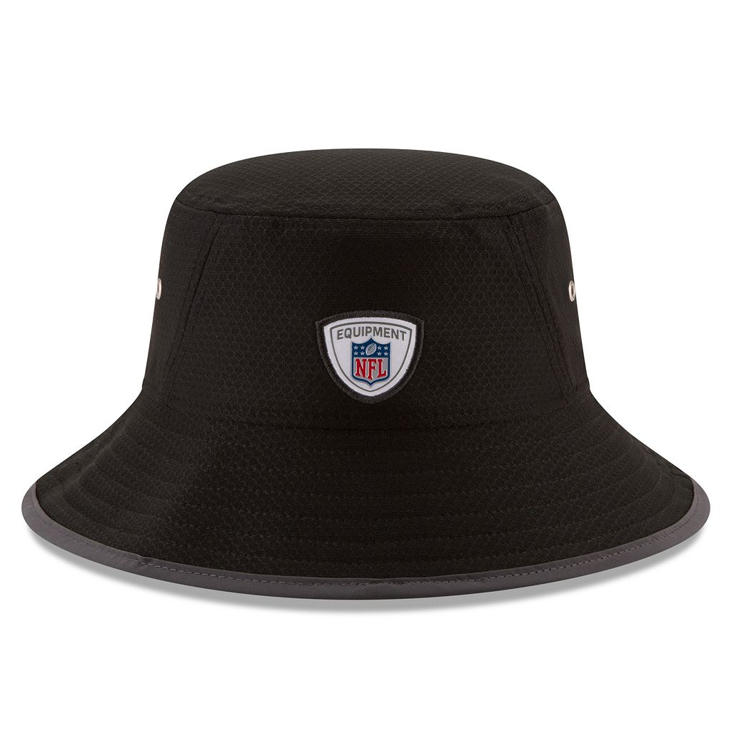 Adult New Era New Orleans Saints Training Bucket Hat