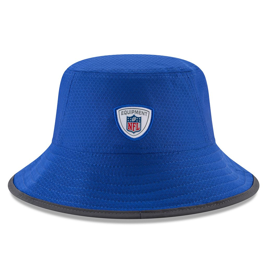 Adult New Era New York Giants Training Bucket Hat