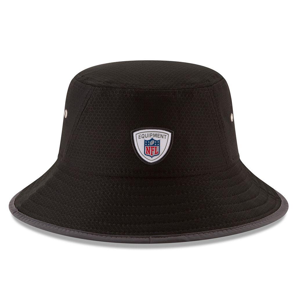Adult New Era Oakland Raiders Training Bucket Hat
