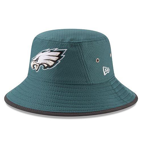 31dad025c1dd1 Adult New Era Philadelphia Eagles Training Bucket Hat