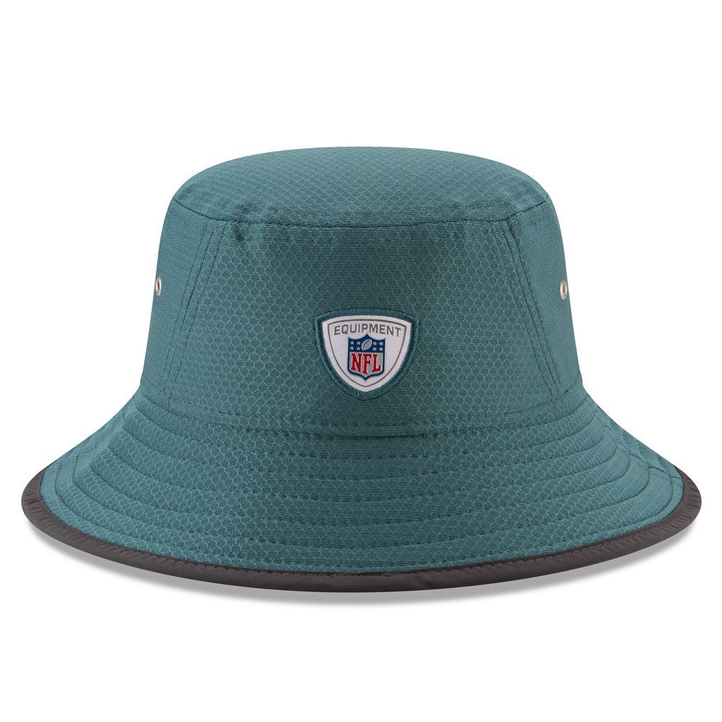 Adult New Era Philadelphia Eagles Training Bucket Hat