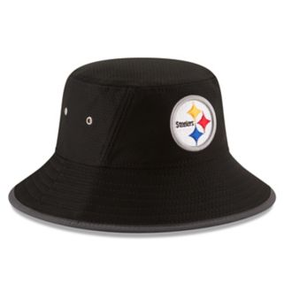Adult New Era Pittsburgh Steelers Training Bucket Hat