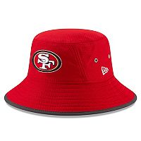 Adult New Era San Francisco 49ers Training Bucket Hat
