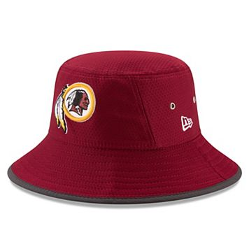 Adult New Era Washington Redskins Training Bucket Hat